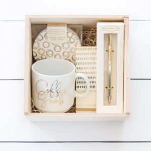 Coffee Snob Gift Box